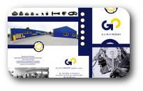 Ulotka Reklamowa Guma Produkt